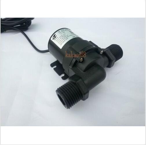 Solar Dc 12v 24v Hot Water Circulation Pump Brushless Motor Water Pump 1000l H Solar Water Pump Submersible Pump Water Pumps