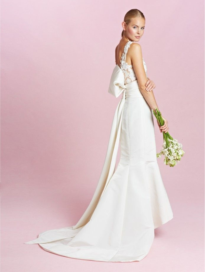 Oscar de la Renta - Bridal Fall 2015 collection | ~ Wedding Gown ...