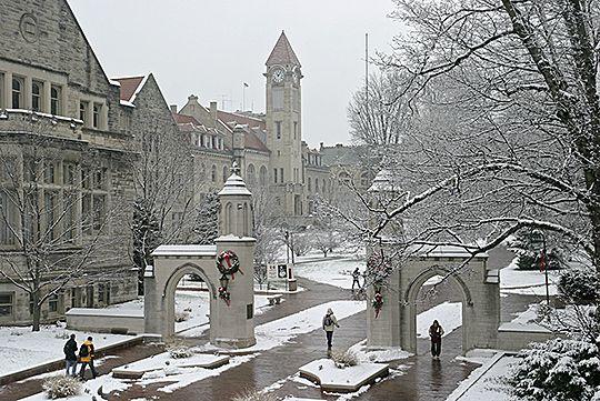 Indiana University - Bloomington?