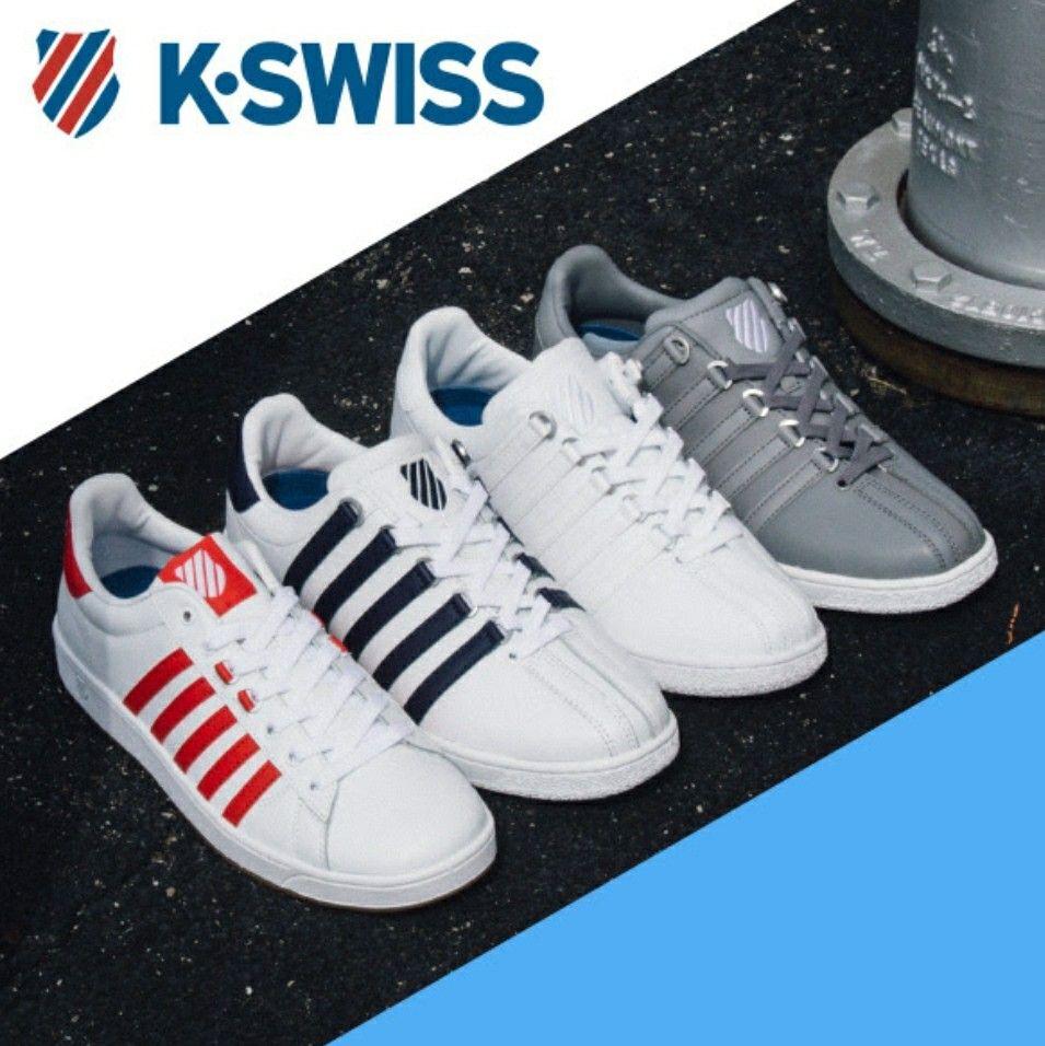 🛡 K•SWISS | Sneakers, Adidas superstar