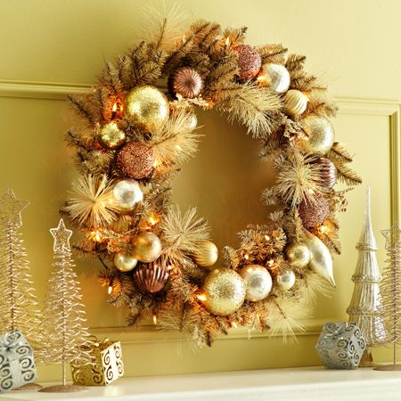 10 creative christmas wreath ideas decorating files christmaswreathideas