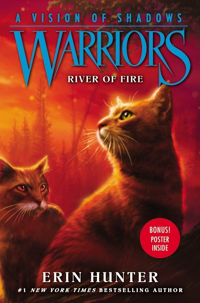 Download Pdf Warriors A Vision Of Shadows Fire Warrior Warrior Cats Books Warrior