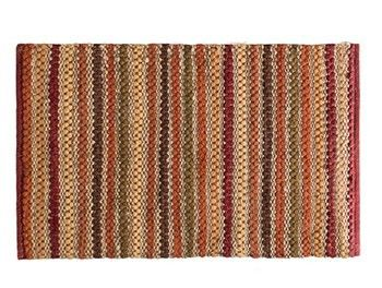 Alfombra artesanal y solidaria alfombra de yute yute y comercio justo - Alfombra yute ikea ...