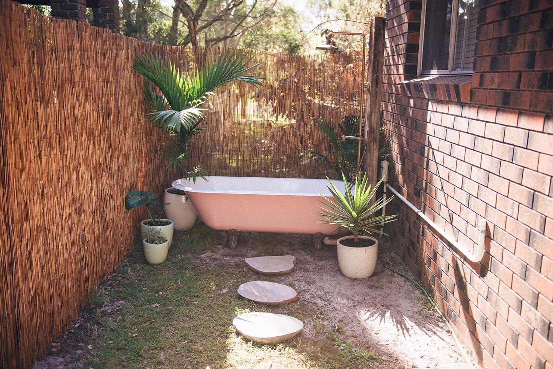 Spell Designs Diy Outdoor Bath Outdoor Baths Outdoor Bathrooms Outdoor Bathtub