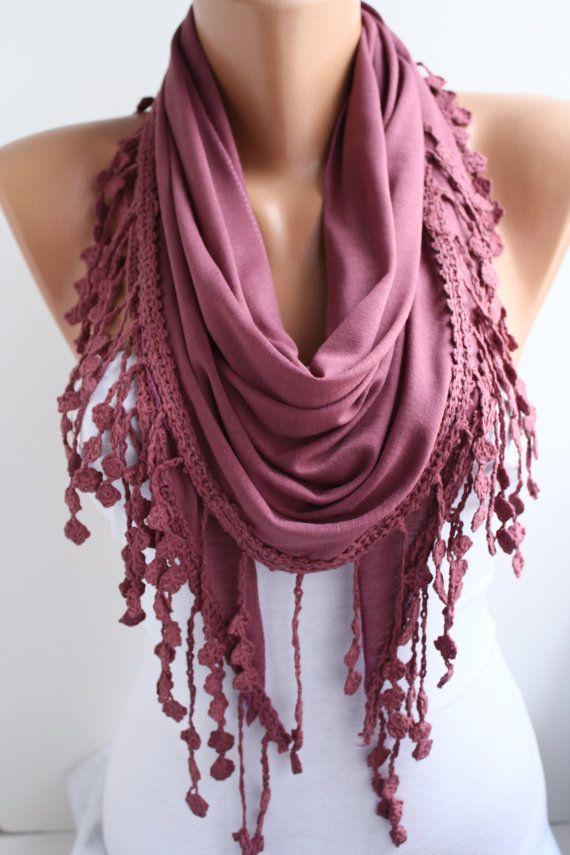 Silk Square Scarf - Winter Lace by VIDA VIDA bYdNQD