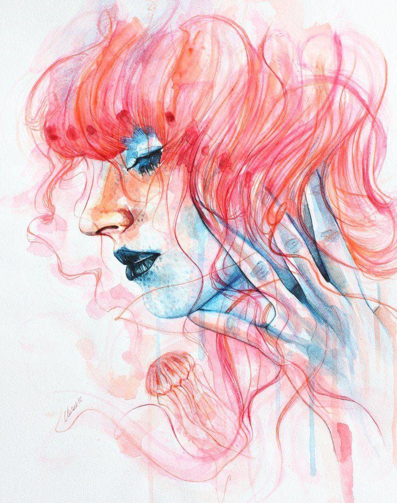 Metamorphosis-Jellyfish by KlarEm.deviantart.com on @deviantART