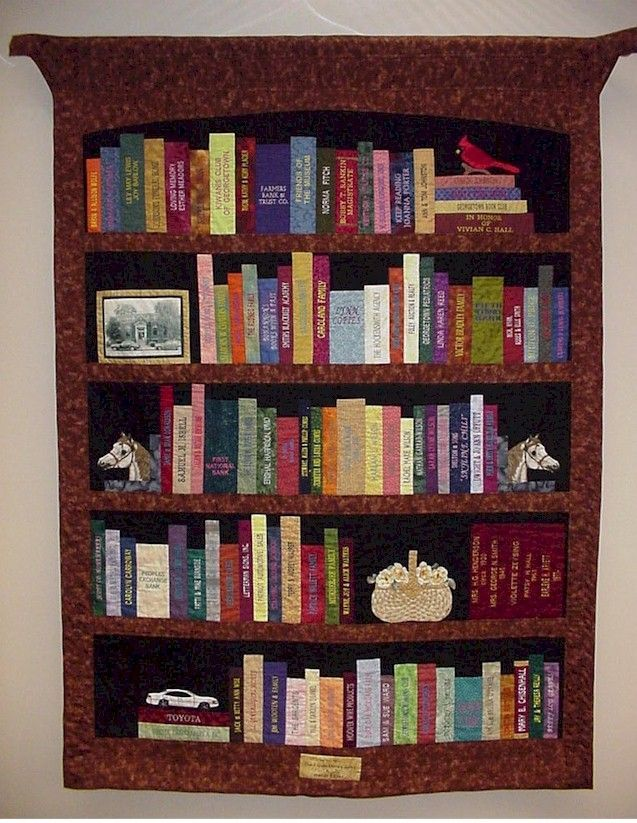 Pattern For Bookcase Quilt Free Yahoo Search Results