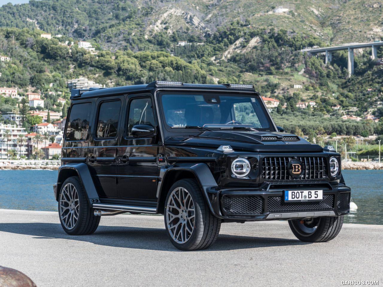 2019 Brabus 700 Widestar Based On Mercedes Amg G 63 Mercedes Amg G63 Amg Mercedes