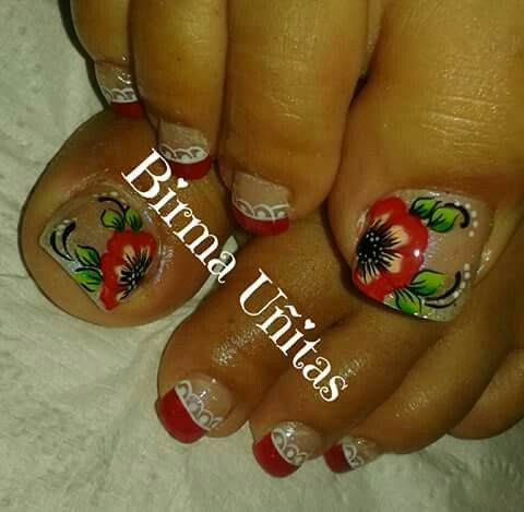 Pedicure Designs, Toe Nail Designs, Nails Design, Toe Nails, Nail Nail,  Legs, Mickey Mouse, Mary, Searching