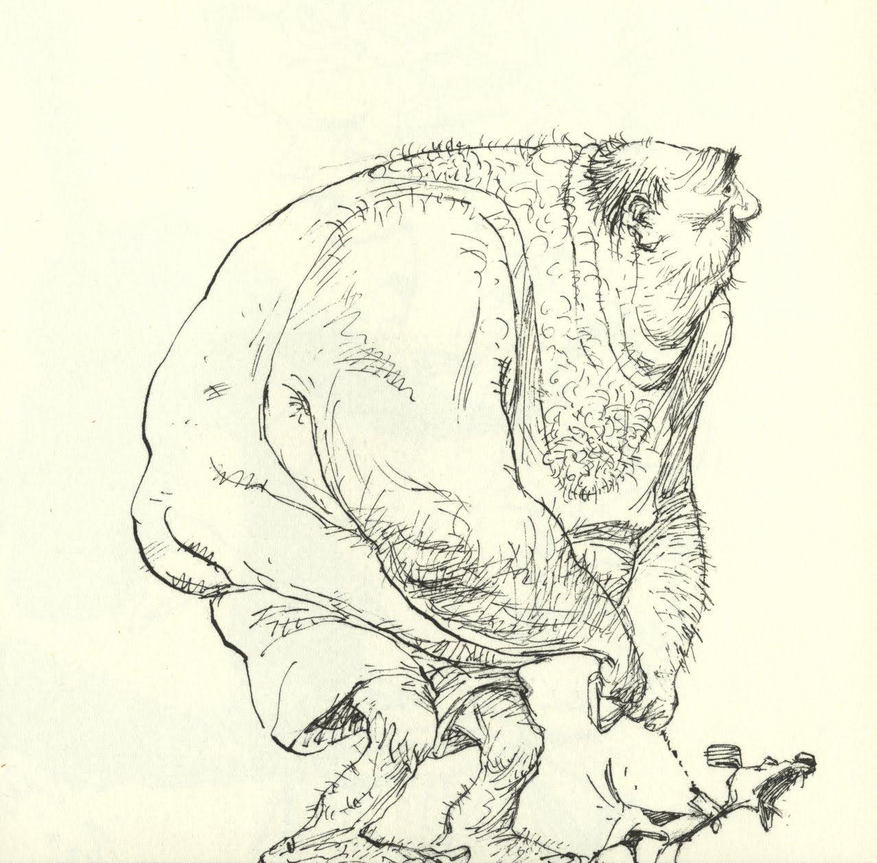 Peter de Seve, sketchbook