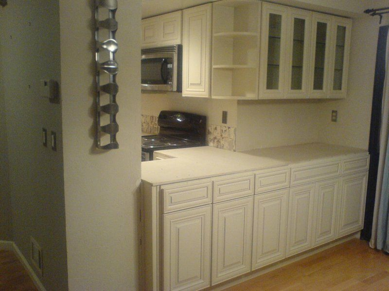 Wrap Around Kitchen Cabinets Wrap Around Outer Kitchen Counter | Need Pictures Of