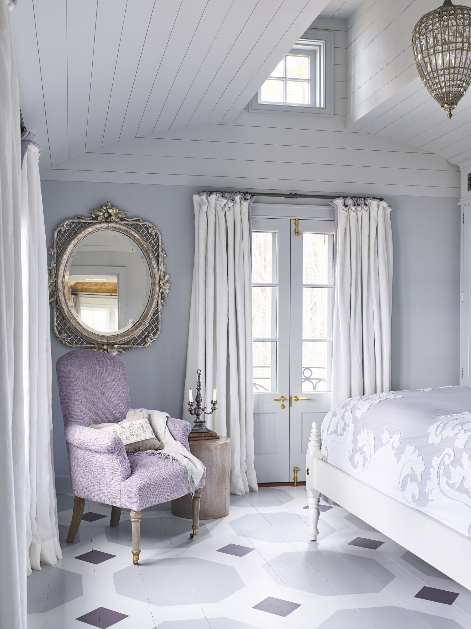 Modern Room Designs And Colors: 24 Lovely Bedroom Colors That'll Make You Wake Up Happier