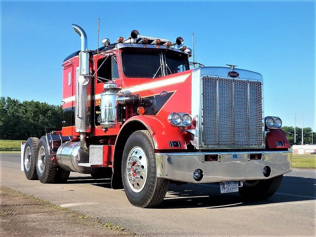 Pin by Nancy Renfro on 359   The Best Truck Ever Built