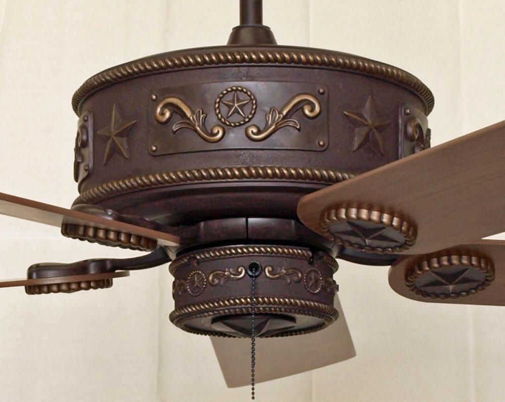 Ceiling Western Fan More