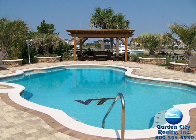 Sandity Is A Five Bedroom Four Bath Channel Front Home Located