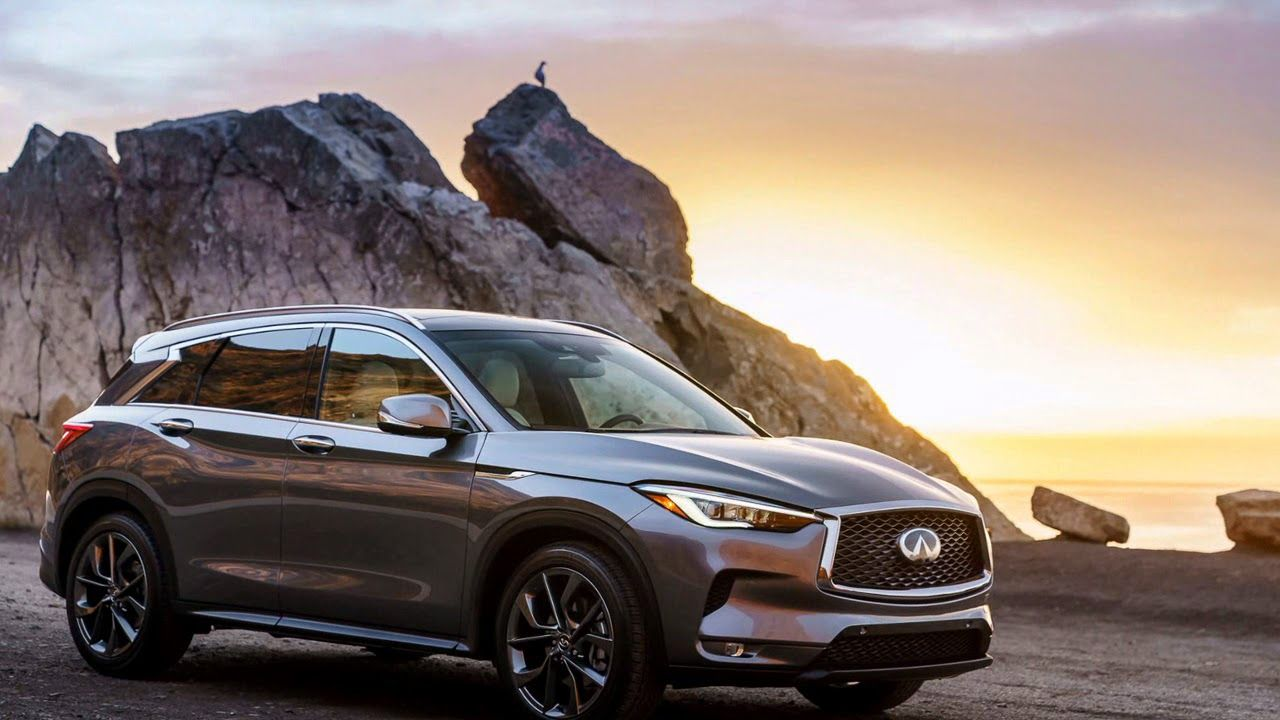 Pin on LOOK! 2019 INFINITI QX50 Crash Test And Safety