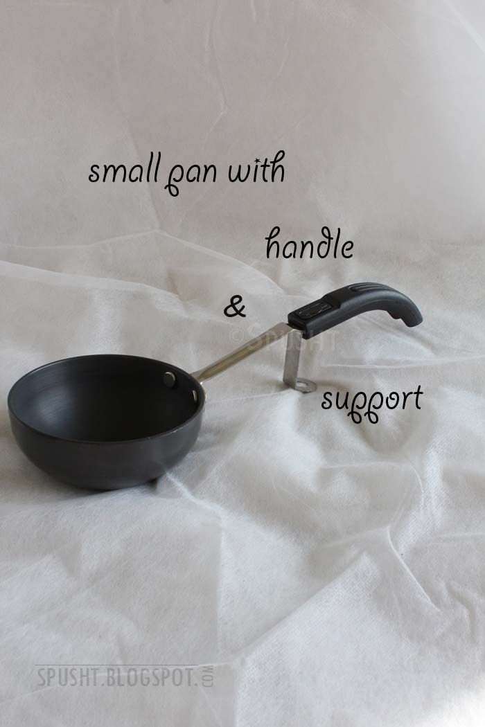 Small Pan For Tempering Tadka Indian Kitchen Utensils Cooking
