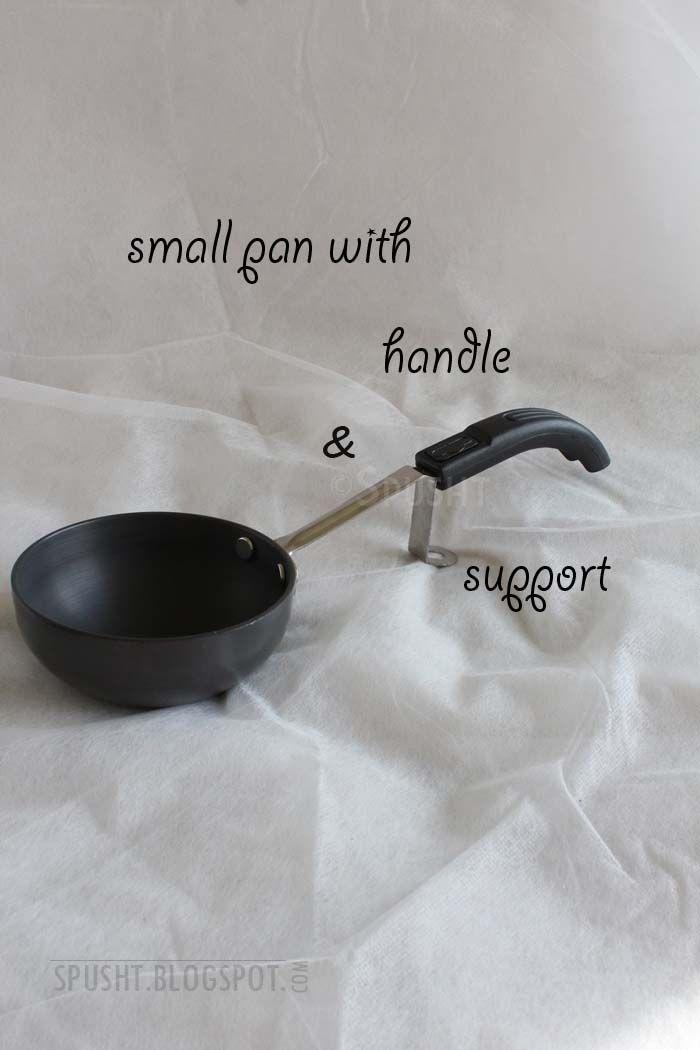 Chounk Lagoon Ke Liye Small Pan For Tempering Tadka Indian Kitchen Utensils Cooking Tools