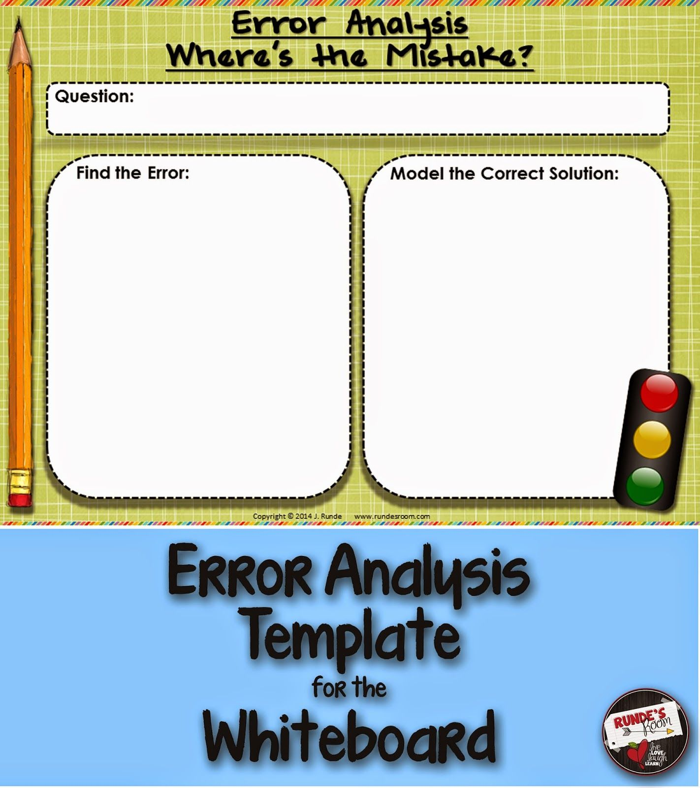Error analysis template students math and school error analysis template math imath talkteaching alramifo Images