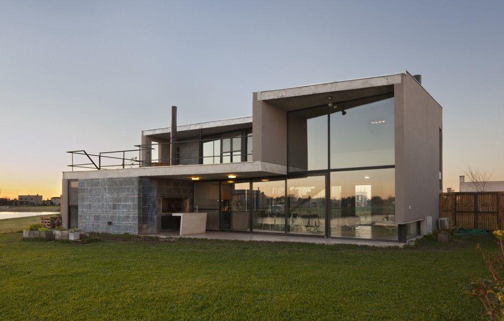 Gallery of house in san marco vestudio 6 minimalist for Minimalismus architektur
