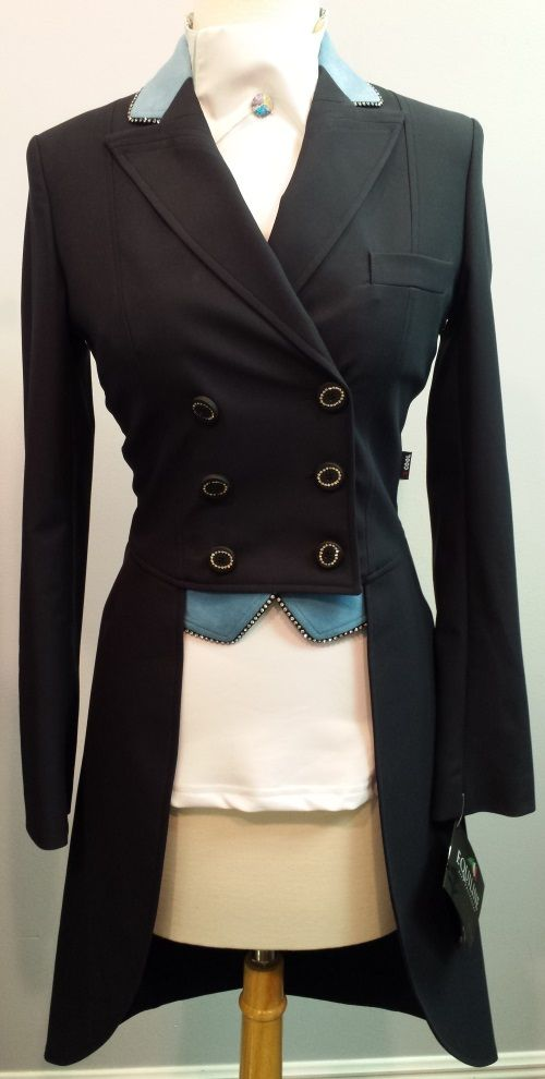 Equiline Linda Show Jacket Exceptional Equestrian