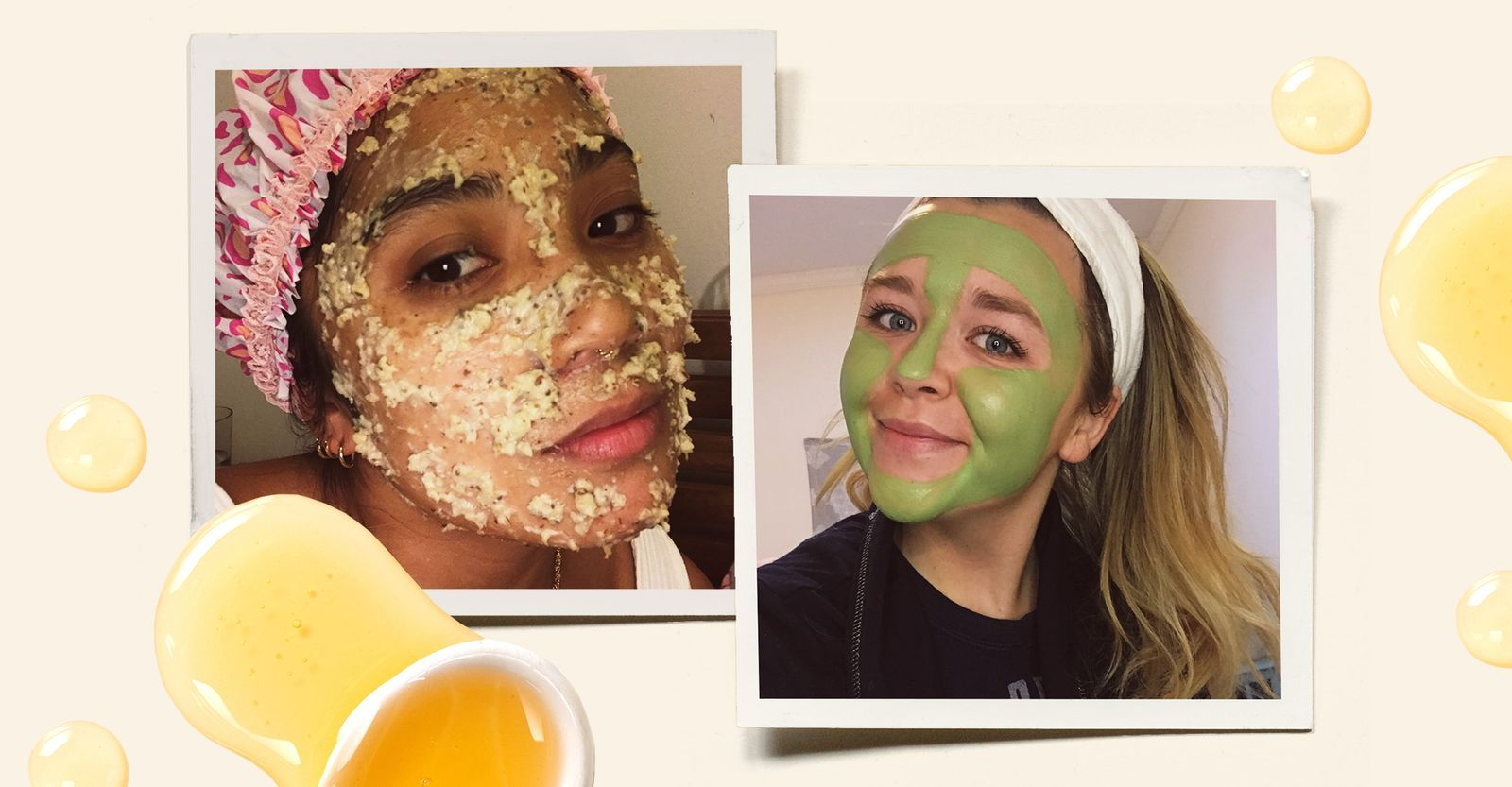 We Tried Diy Face Masks From Reddit And Pinterest And Here S How They Actually Worked Face Mask Recipe Homemade Face Diy Face Mask