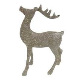 $7.98  Holiday Living Tabletop Reindeer Indoor Christmas Decoration