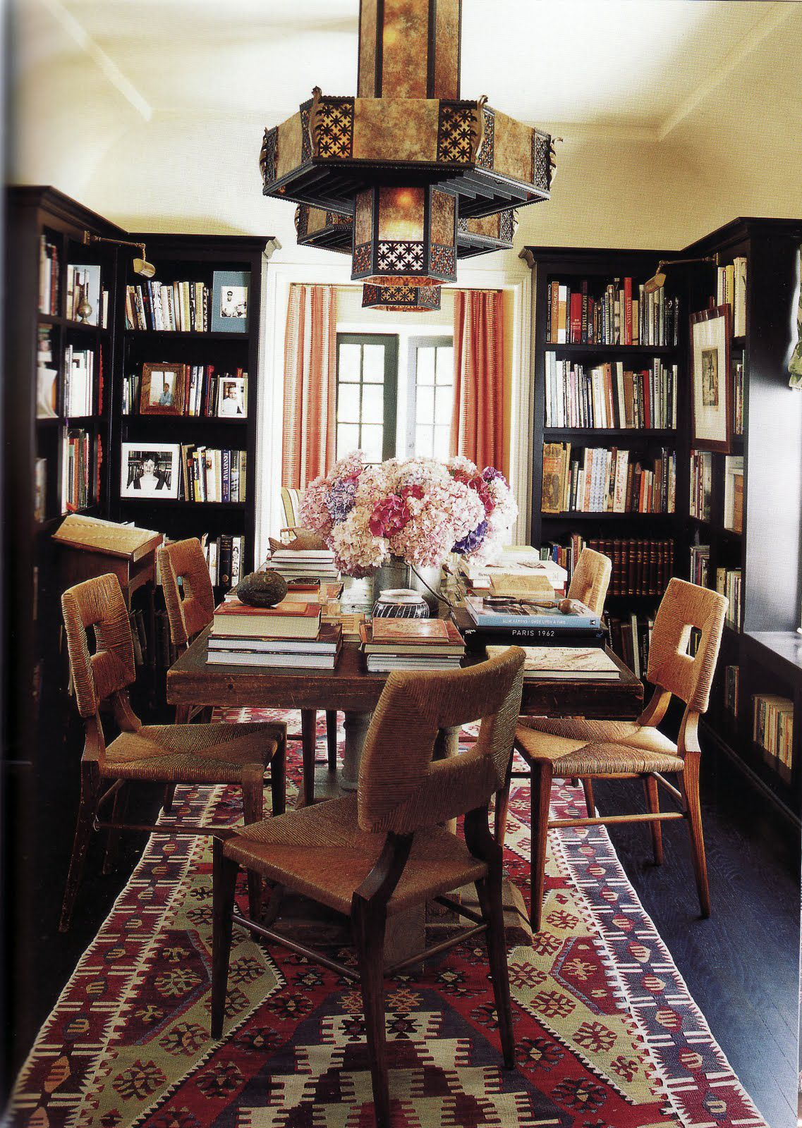 Dining Room Or Library Beautiful Dining Rooms Eclectic Dining