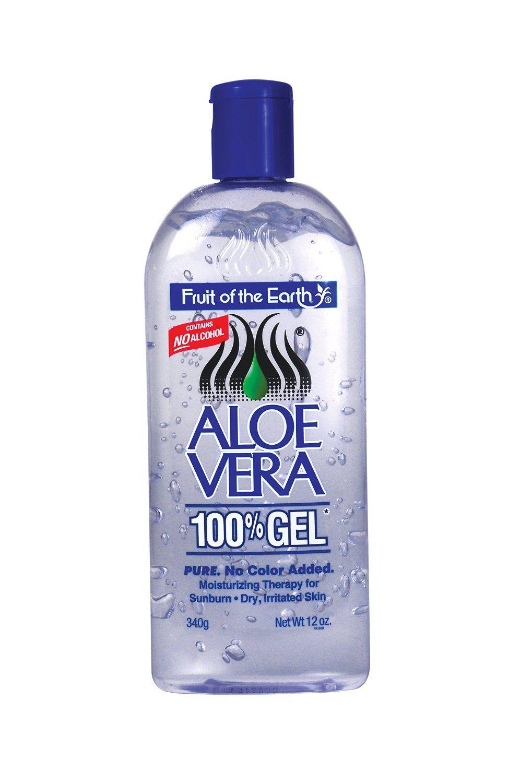 Amazon Com Fruit Of The Earth 100 Aloe Vera Gel 12 Oz