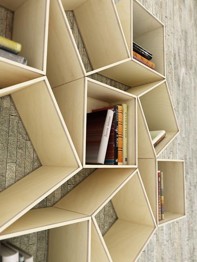 Movable Bookshelf By Sehoon Lee