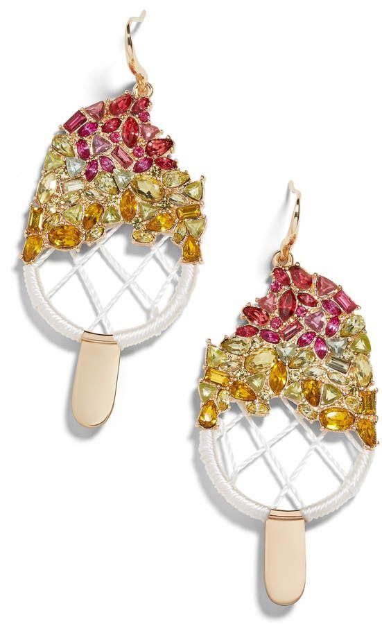 a8cd6c017 BaubleBar Sorbet Drop Earrings in 2019 | Products | Earrings, Drop ...
