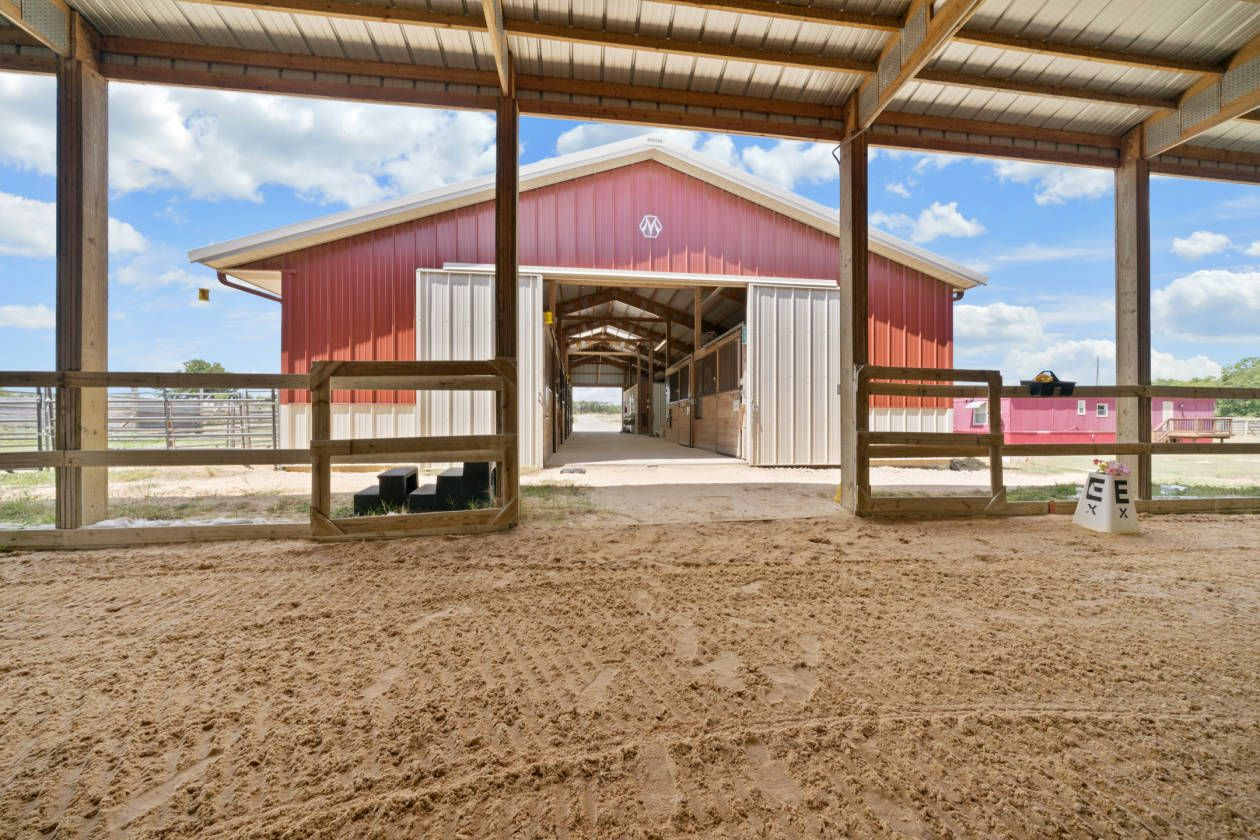 Equestrian Estate For Sale in Kendall County , Texas ...