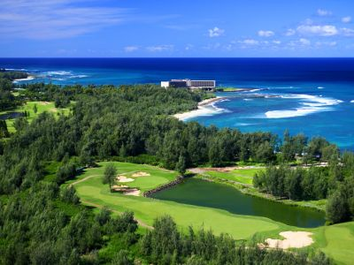 Turtle Bay Resort Golf Club Arnold Palmer Course http://booking.gora.golf.rakuten.co.jp/guide/disp/c_id/520050?scid=pinterest_520050
