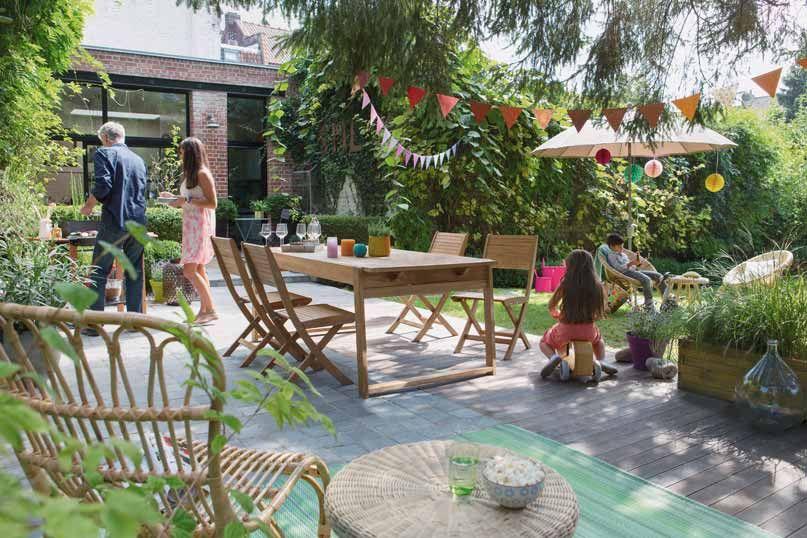 jardiland table famille bois | Home Sweet Home | Pinterest ...