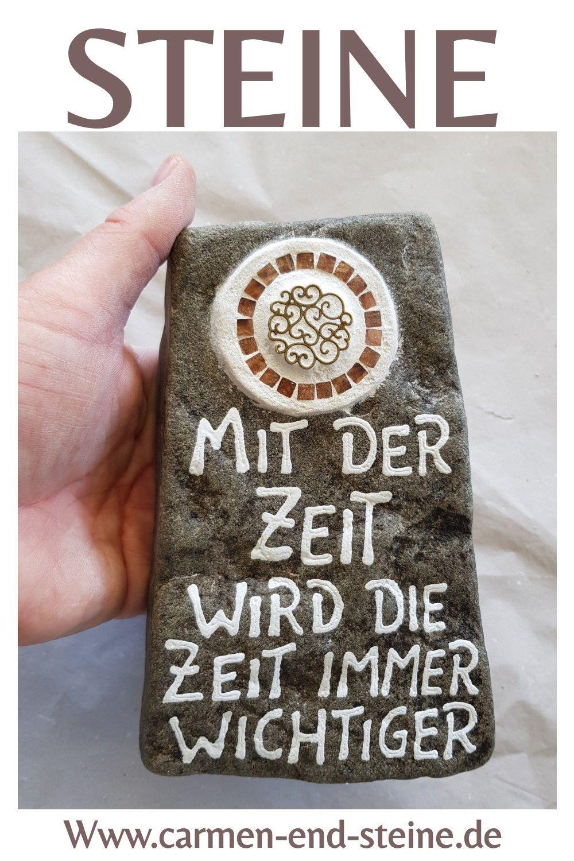 Schöne Sprüche Steine