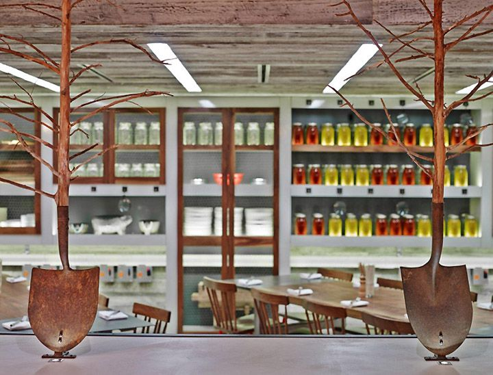 Farmers Fishers Bakers restaurant by GrizForm Design Architects Washington  DC