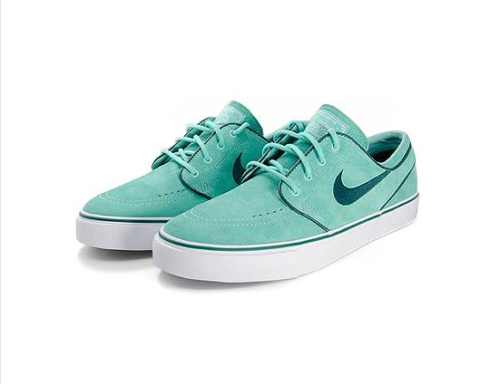 4250ce5fc7930b Stefan Janoski · Nike · SB · Skate · Turquoise · White · Holiday · Customize  ·  i love this color