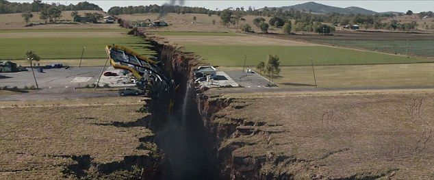 Helium is LEAKING from massive earthquake fault in LA | San andreas fault, San andreas, Los angeles earthquake
