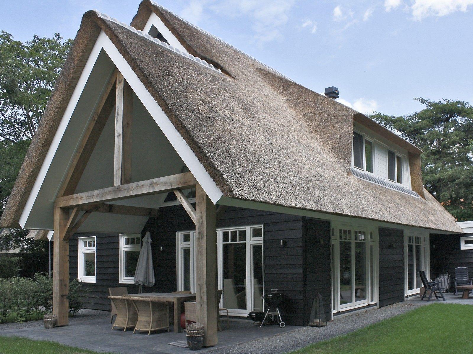 Building design architectuur kijk voor afwerking rietenkap woonboerderij - Architectuur en constructie ...
