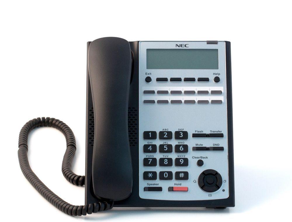 Details about NEC-1100061 BE110270 12-Button Full-Duplex