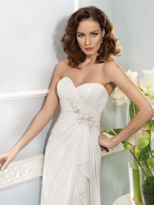 vestido de novia afrodita www.mariasalas.es   moda   pinterest