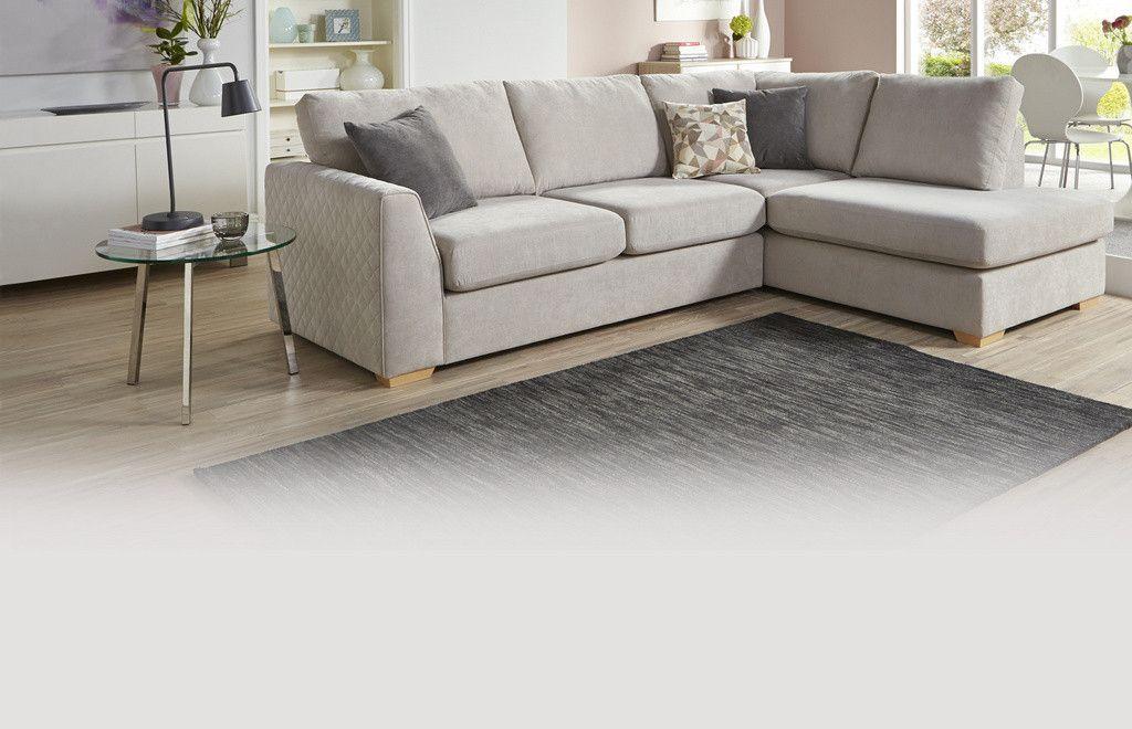 dfs metro sofa review friheten ikea bed uk eleanor left arm facing open end corner sherbet home