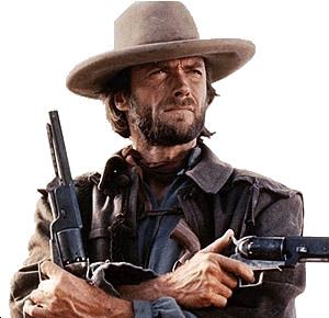 The Outlaw Josey Wales--Clint Eastwood--an excellent movie 2bf017c6610