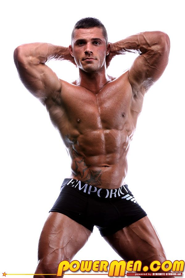 Joey Van Damme Powermen Com Muscle Men Fit Men Bodies Muscle
