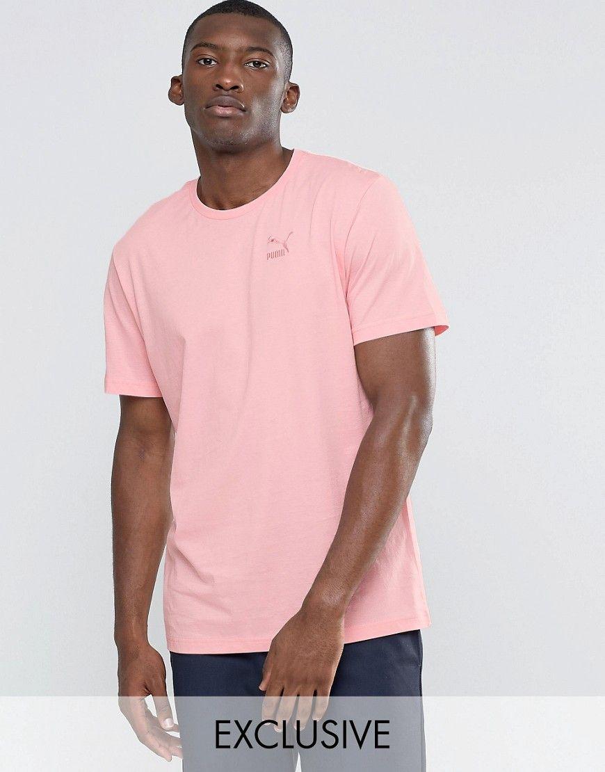 Oversized-Shirt - PINK Puma 91OmIe