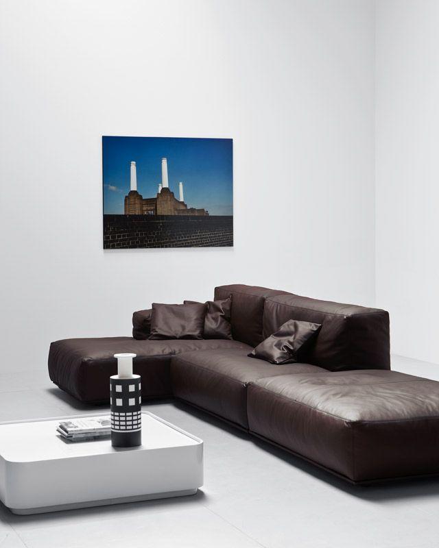 Divani modello delano pianca d pianca zona giorno for Italy design mobel
