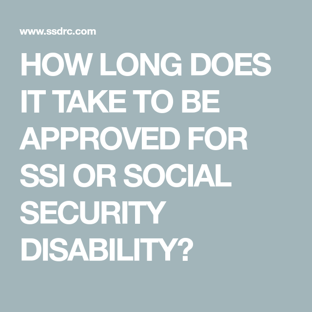 92136e5e4b27944804b212c51488daf0 - How Long Does It Take To Get My Social Security Benefits