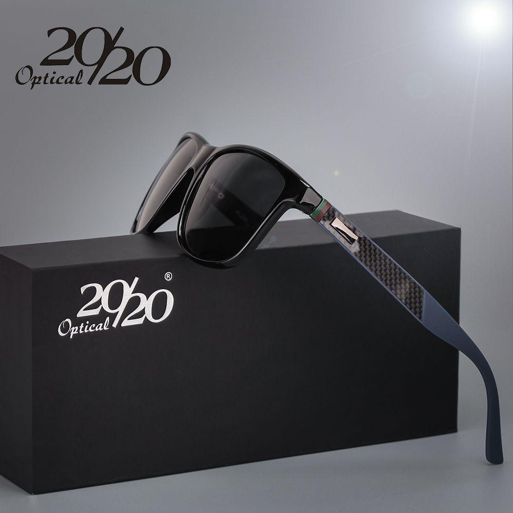 20/20 marke Klassische Polarisierte sonnenbrille Männer Fahren Platz ...