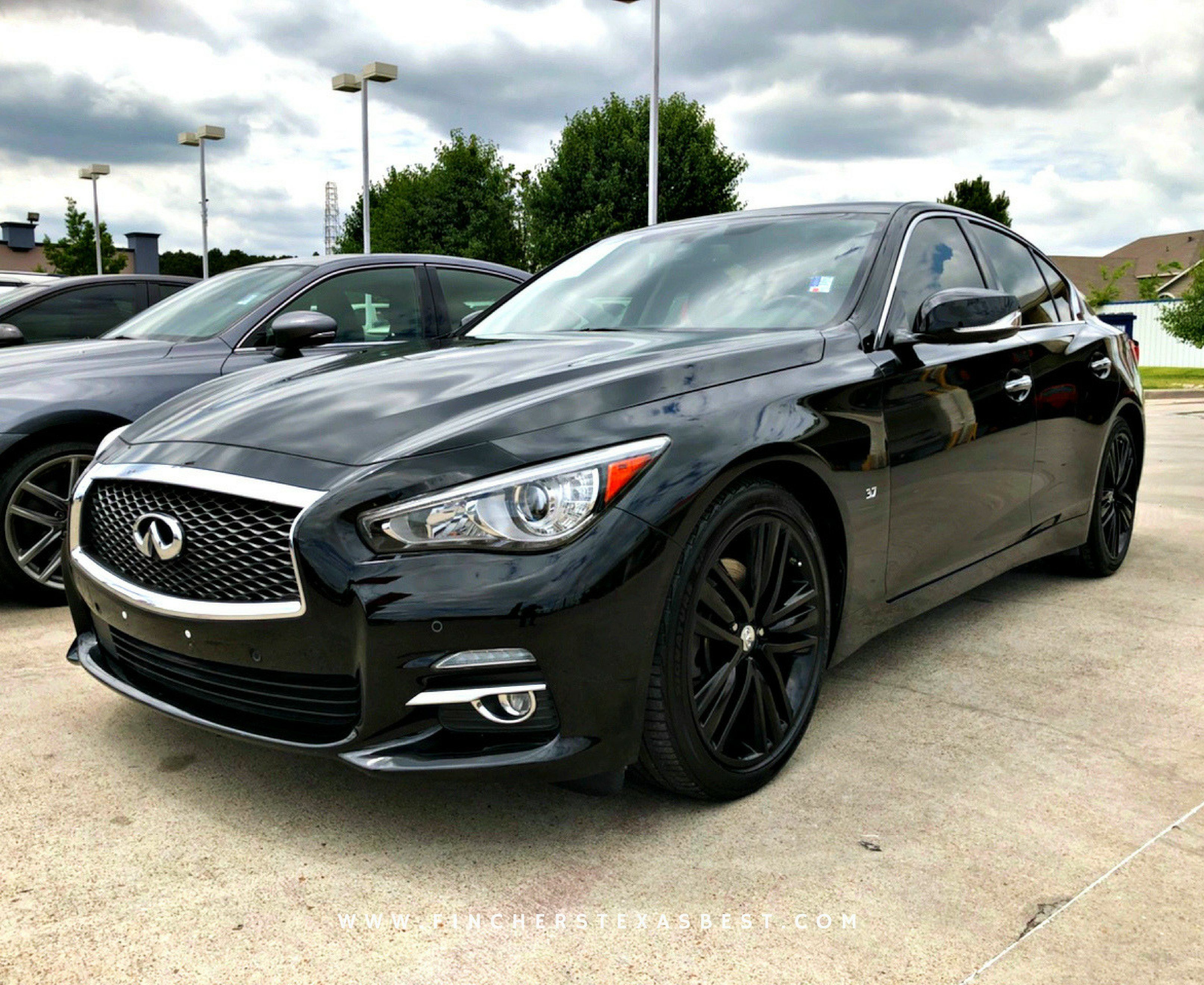 2015 Infiniti Q50 For Sale at Fincher s Texas Best Located in