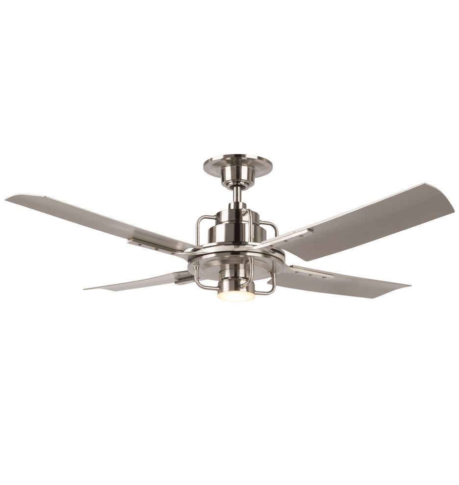 Peregrine Industrial Led Ceiling Fan Lighting Ceiling